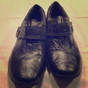 Clark's Artisan Leather Shoes
